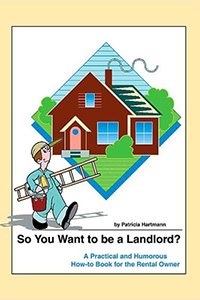 So You Want to be a Landlord?, Cover Art.