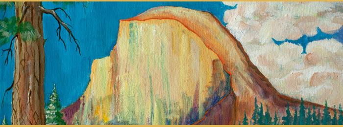 Yosemite—One Last Golden Summer, Cover Art.