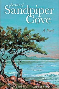 Secrets of Sandpiper Cove, Cover Art.