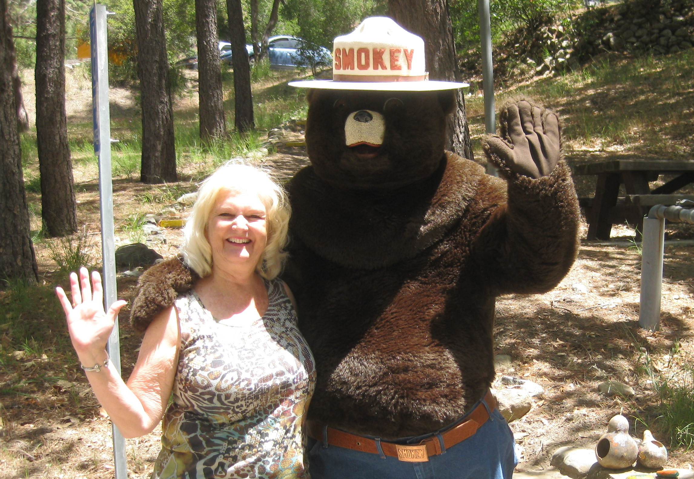 Smokey Bear Loves Yosemite