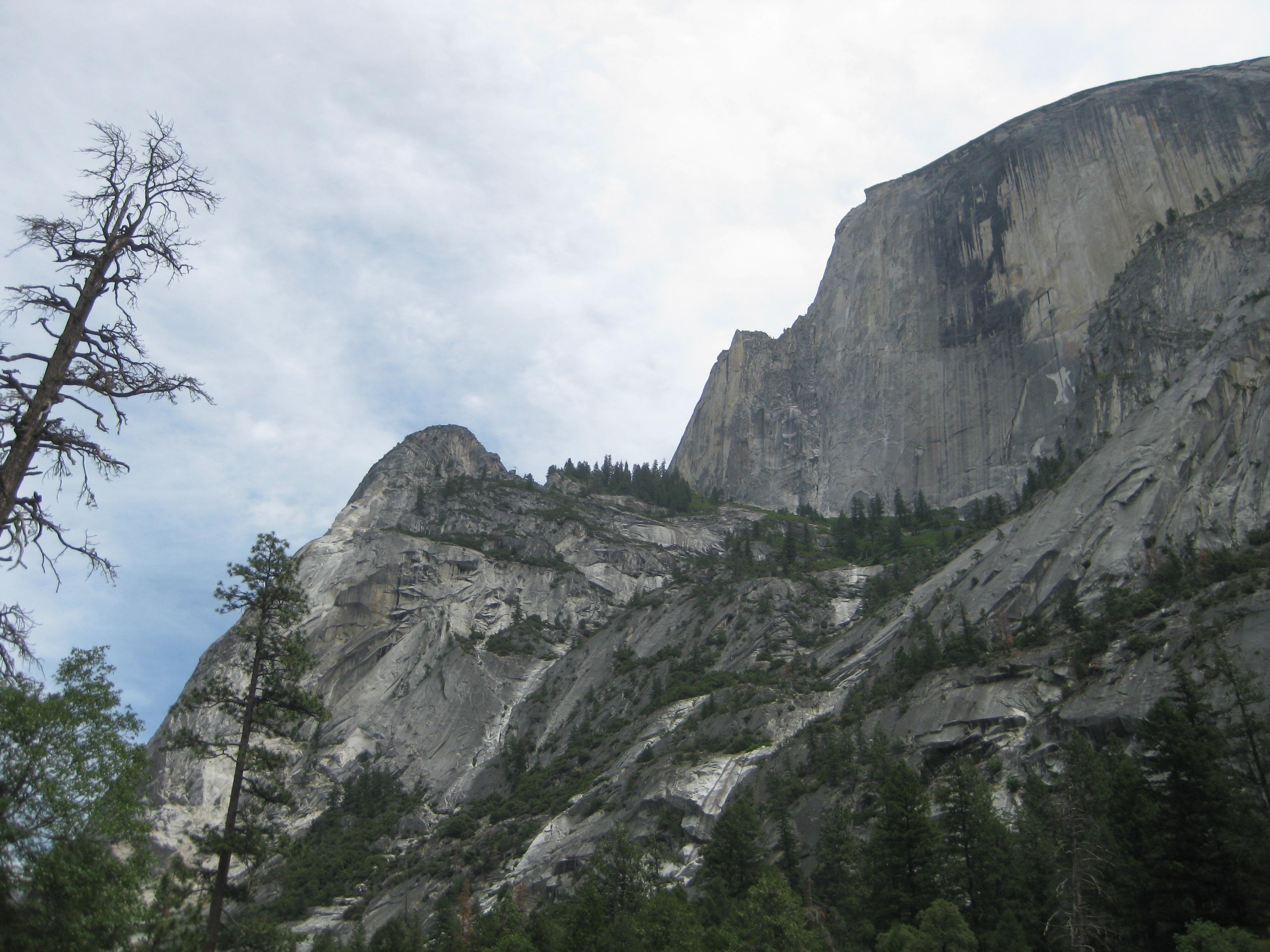 Yosemite Camping Trip